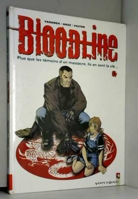 Bloodline, tome 4 : Entre...