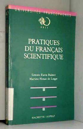 Pratique du français...