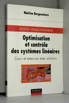 Optimisation et Contrôle...