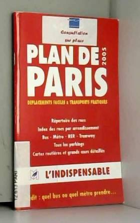Plan de paris, deplacements...