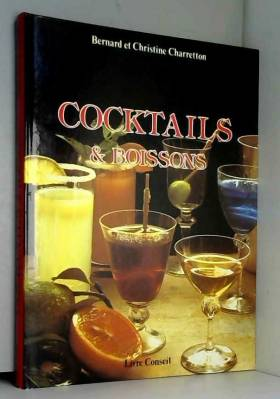 Cocktails et boissons.