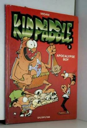 Kid Paddle, tome 3 :...