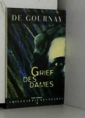 Gournay de M - Griefs des dames 051697