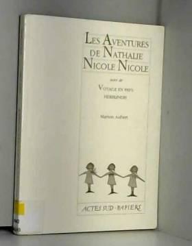 Les Aventures de Nathalie...