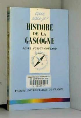 Histoire de la Gascogne