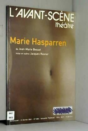 Besset Jm - Marie Hasparren