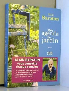 Mon Agenda du Jardin 2015