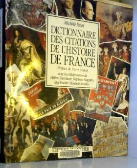 Dictionnaire des citations...