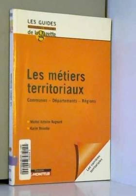 Les métiers territoriaux :...