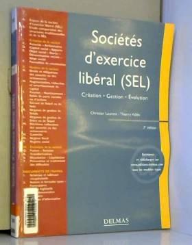 Sociétés d'exercice libéral...