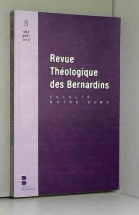 Revue Théologique des...