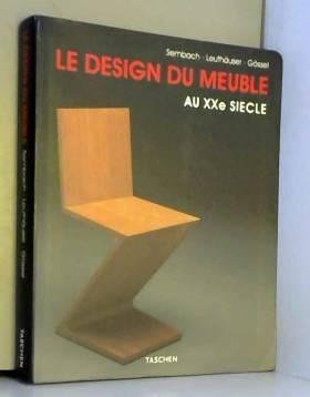 Le design du meuble au XXe...