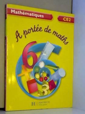 Mathématiques CE2 A portée...