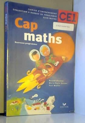 Cap Maths CE1 Cycle 2 :...