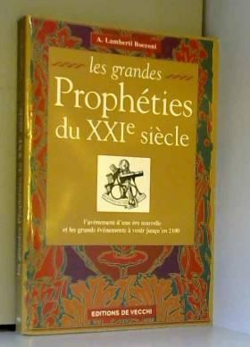 LES GRANDES PROPHETIES DU...