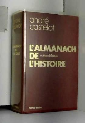 L'almanach de l'histoire...