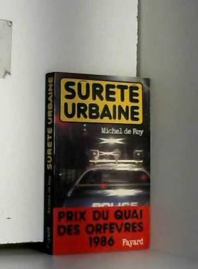 M de Roy - SURETE URBAINE
