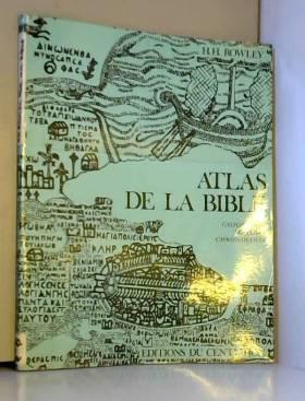 H. H. Rowley. Atlas de la...