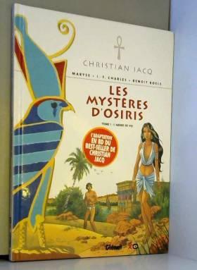 Les Mystères d'Osiris, Tome...