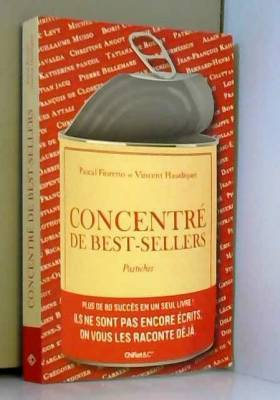 Concentré de best-sellers -...