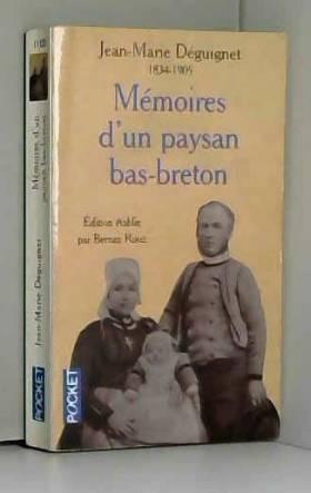 Mémoires d'un paysan...