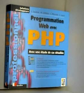 Programmation Web avec PHP....