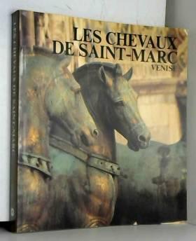 Les chevaux de Saint-Marc....
