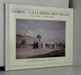 Corot : La lumière des villes