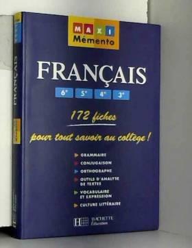 Français, 6ème, 5ème, 4ème,...
