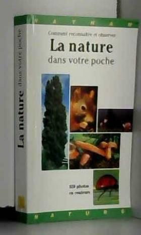 La Nature dans votre poche