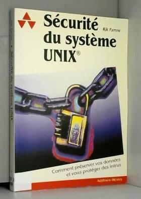 Sécurité du système Unix