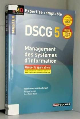 DSCG 5 : Management des...