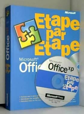 Microsoft Office XP étape...