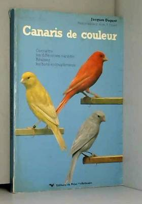 Canaris de couleur