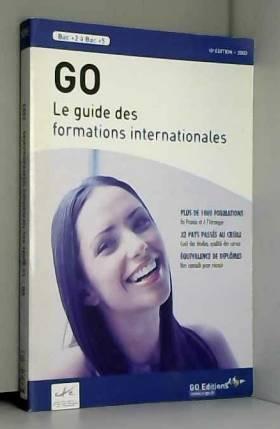 GO 2003. Le guide des...