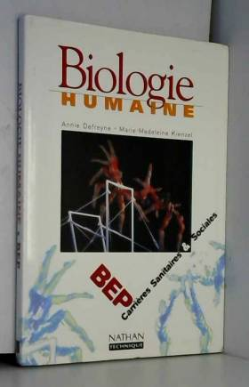 Biologie humaine, BEP :...