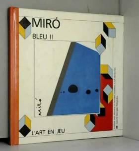 Bleu II : Joan Miró