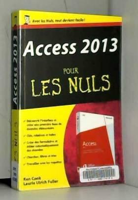 Access 2013 Poche pour les...