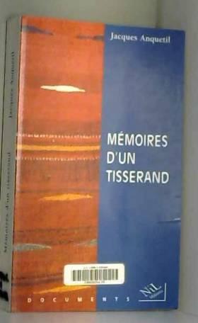 IAD - MEMOIRES D'UN TISSERAND