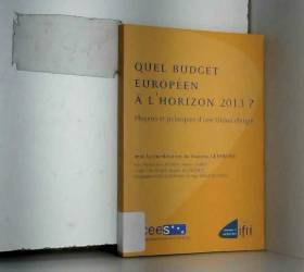 Quel budget européen à...