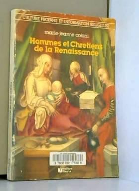 Hommes et chrétiens de la...
