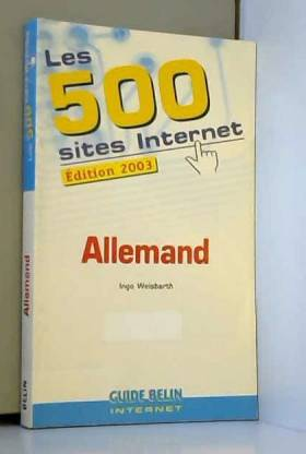 Les 500 sites Internet :...