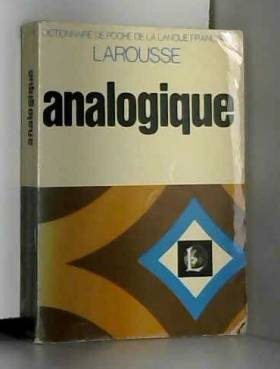 Dictionnaire analogique