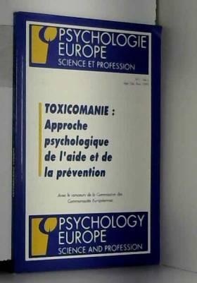 Collectif - Toxicomanies