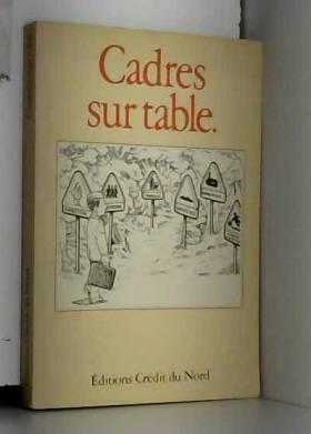 Jacqueline Blazot - Cadres sur table