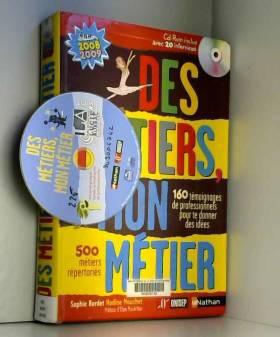 DES METIERS MON METIER + CDROM