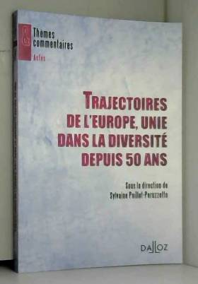 Trajectoires de l'Europe,...