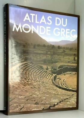 Atlas du monde grec