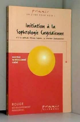 Initiation à la sophrologie...