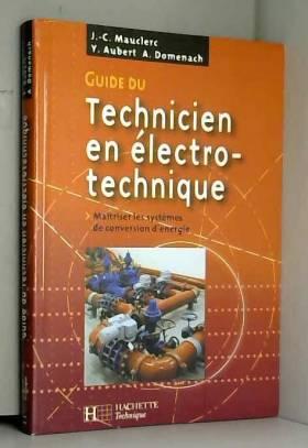 Guide du technicien en...